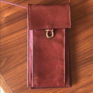 Vintage: Eitienne Aigner Crossbody Wallet
